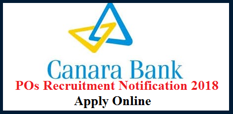 Recruitment of Probationary Officers in Canara Bank Notification Details are here. Canara Bank issued Notification to Recruit 800 PO Posts in the Bank with Degree qualifications. Better Opportunity for Graduates in Banking Sector from Canara Bank to start Career as Probtionary Officer. Get Details here about Eligibility criteria Selection Procedure Important Dates for Online Application Downloading of Hall Tickets and Exam Dates RECRUITMENT OF PROBATIONARY OFFICERS IN JUNIOR MANAGEMENT GRADE SCALE-I ON SUCCESSFUL COMPLETION OF SPECIALLY DESIGNED POST GRADUATE DIPLOMA IN BANKING & FINANCE (PGDBF) COURSE canara-bank-pos-probationary-officers-recruitment-eligibility-online-application-form-website-details