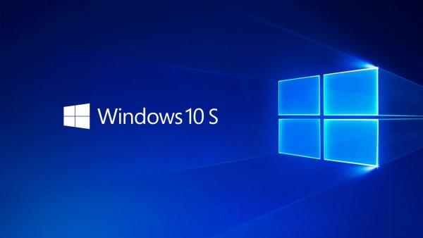 Windows 10 S mode
