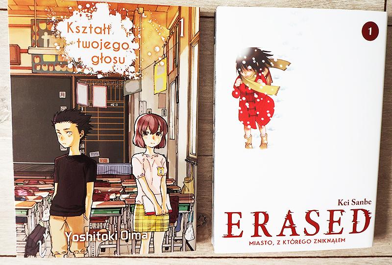 Erased manga
