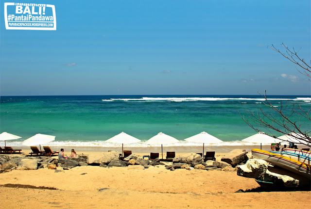 Bola-Bali 1: Gila! Harga Kelapa Muda (Tanpa ES) di Pantai Pandawa Bikin Pusing! Mahal Banget Guys!