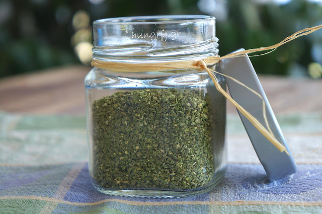 Picking & Drying of Fresh Oregano-DIY