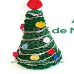 PATRON GRATIS ARBOL DE NAVIDAD AMIGURUMI 21983