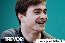 Updated: Trevor Project's Live chat with Daniel Radcliffe: submit your questions