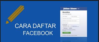 Cara daftar FB