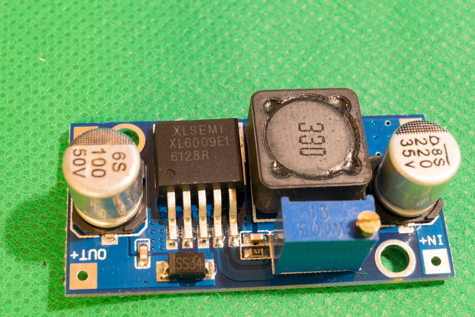 0f99678aad93 Step Up Boost Converter XTW-SY-8 from AliExpress