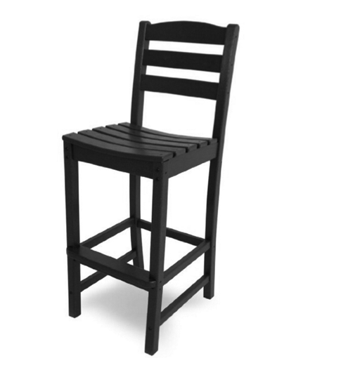 POLYWOOD La Casa Café Bar Side Chair