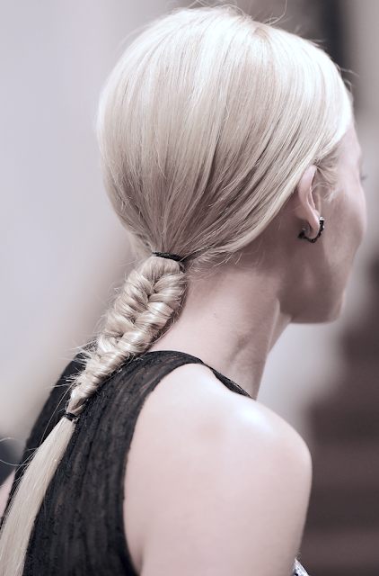 Beauty : the fish tail braid on Cool Chic Style Fashion