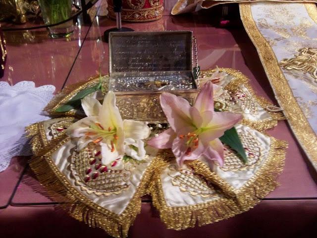 Λειψανοθήκη του Αγίου Κοσμά του Αιτωλού, αφιέρωμα του Ανδρέα Γ. Παπανδρέου https://leipsanothiki.blogspot.com/
