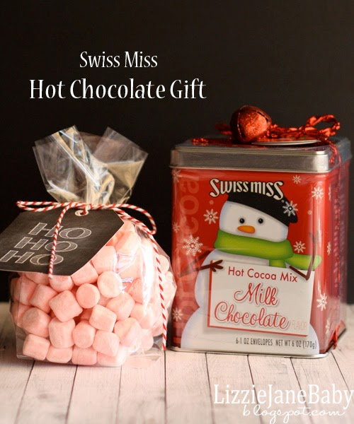 Easy Gift Ideas With Hot Chocolate Popcorn Amp Beef Jerky