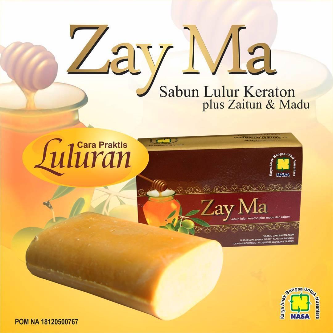 Zay Ma, Sabun Lulur Plus Zaitun dan Madu