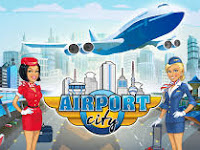 Airport City Mod Apk Terbaru v5.1.23 (Mod Cash+Money)