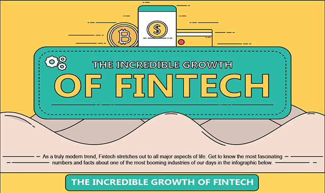 The Incredible Growth of Fintech