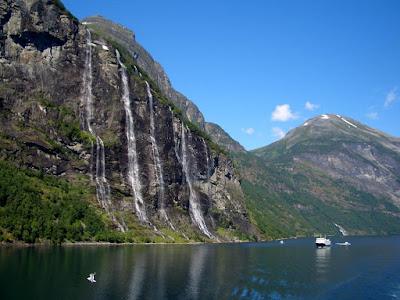 Los fiordos noruegos