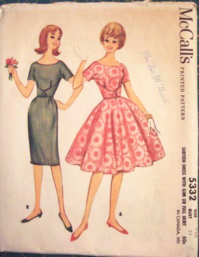 Sewing The 60s Dressing The Decade 1960