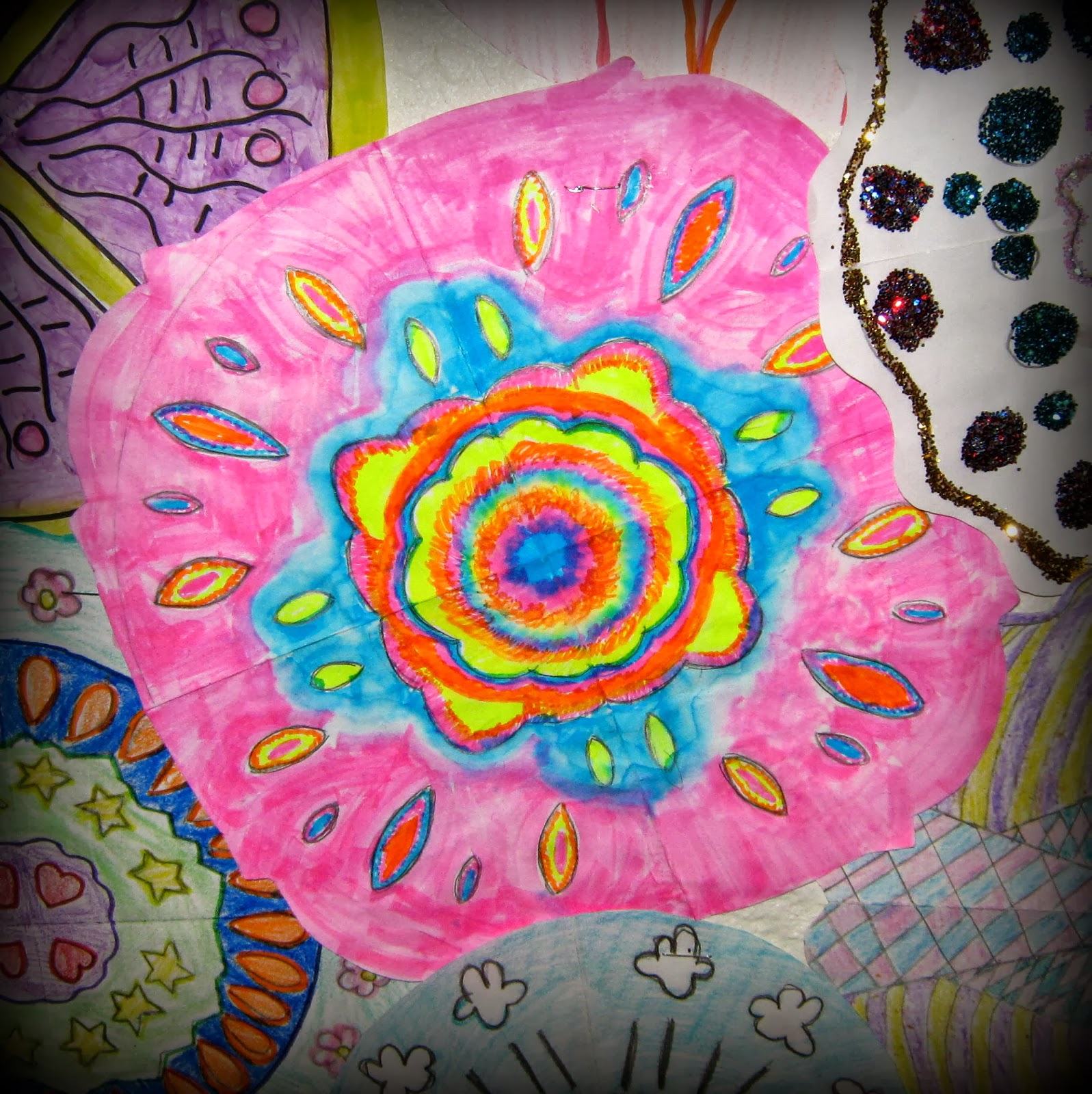 Art In The Middle Hool January