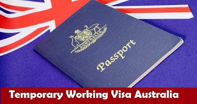 Temporary Working Visa Australia