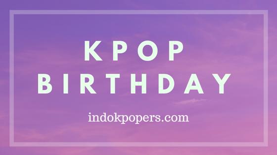 Daftar Lengkap Tanggal Ulang Tahun Idol Kpop
