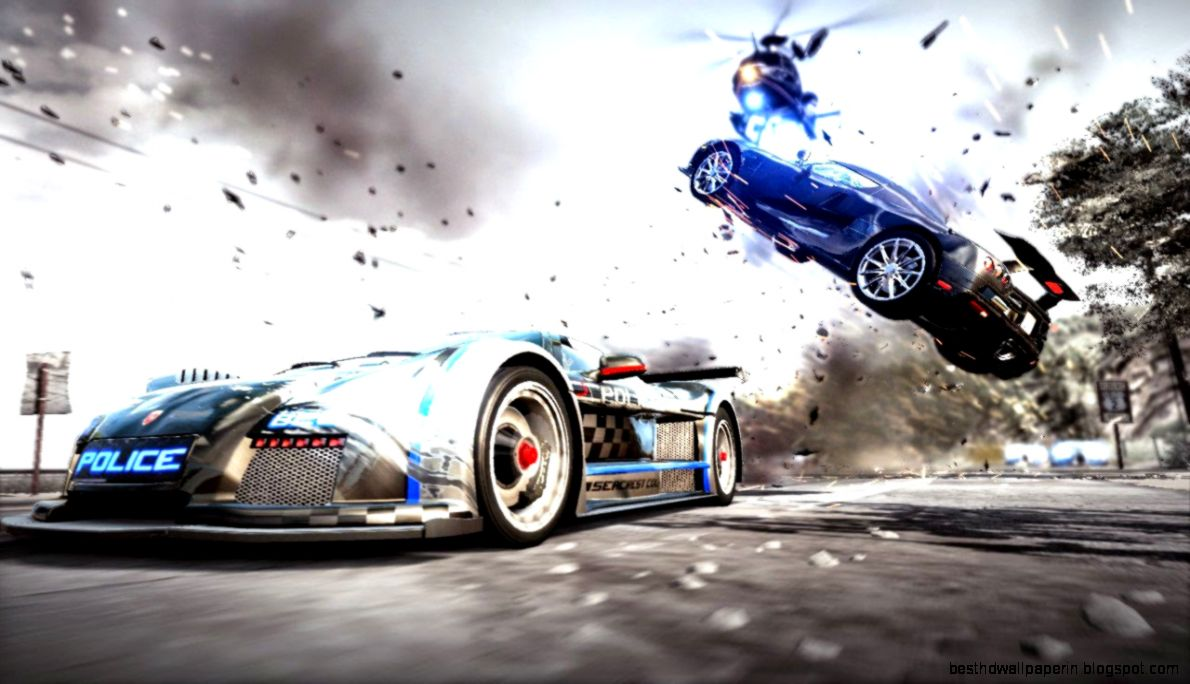 Need For Speed The Run Wallpapers 1080P
