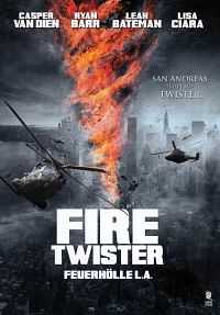 Fire Twister (2015) Dual Audio 720p Full Movie Download