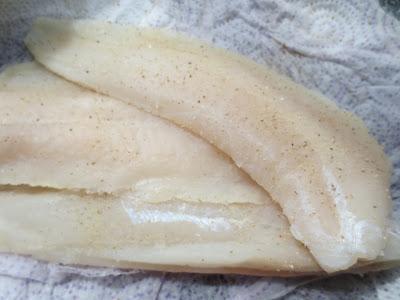 Tempura para pescados, carnes, verduras con Thermomix.
