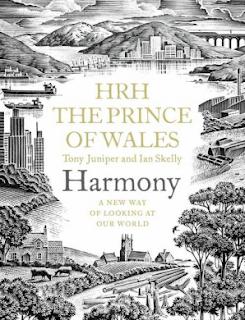 Harmony Charles Windsor book cover