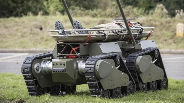 BAE Systems develops advanced UGV - ASEAN Military Defense