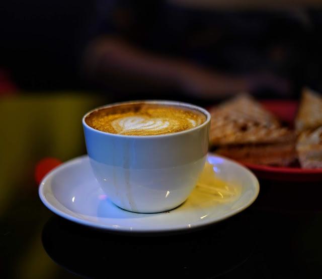 Sourajit Saha At Frespresso Kalyani 5