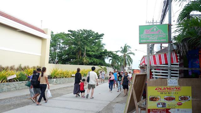cheap stay in alona beach panglao