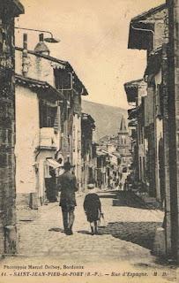saint jean pied de port autrefois