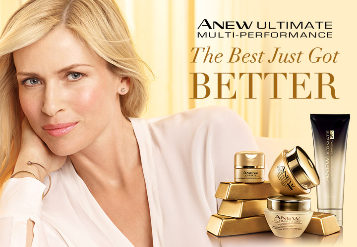 Loss of Firmness & Deep Wrinkles Target loss of firmness & sagging skin with Anew Ultimate.