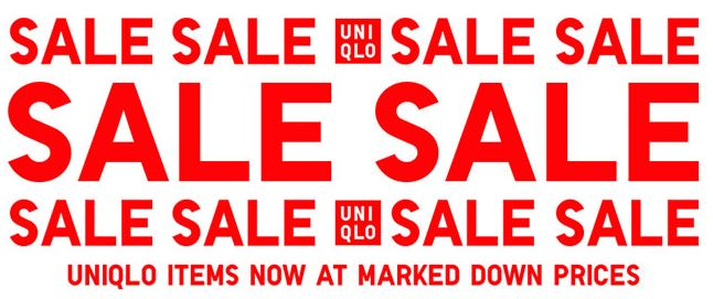 Browse the clothes sale from UNIQLO to discover great savings across all our ranges. Whatever your style, you'll find something perfect for your wardrobe.