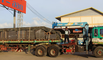 Surin Fiber Cement Roof Tile Delivery Service