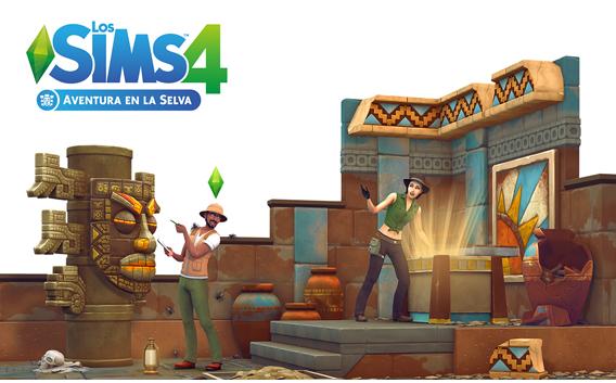 En la jungla, la negra jungla, estarán Los Sims el 27 de febrero