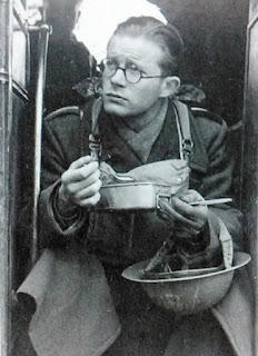 Aspirant Stefan Bałuk z 10 PSK - 1942