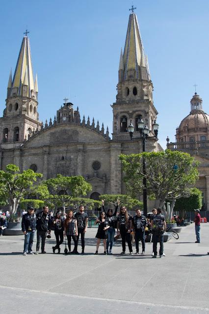 Guadalajara Guadalajara hueles a pura torta ahogada