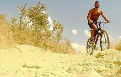 bentuk fisik atlet pesepeda