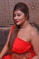 Payal Ghosh Looks Stunning in Red Half Shoulder Gown 042.JPG
