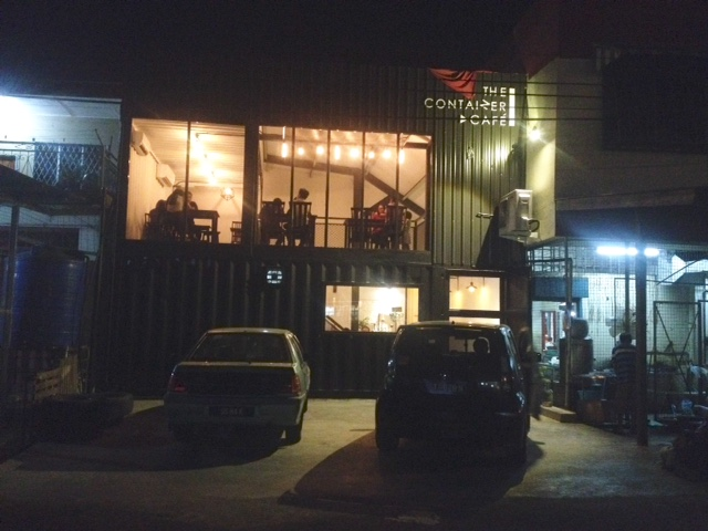 Cafe Container Malaysia