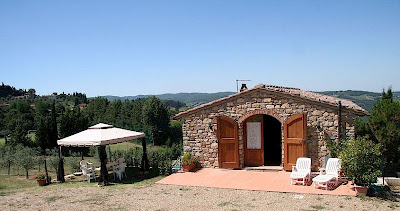 Accommodation in Tuscany for mobility impaired visitors
