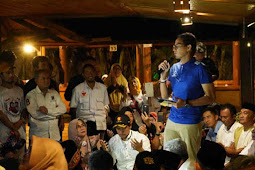 Sandiaga Uno Sebut TPS Berakronim 'Tusuk Prabowo Sandi'