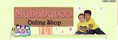 Tempahan Design Blog: Mybabyboo Online Shop