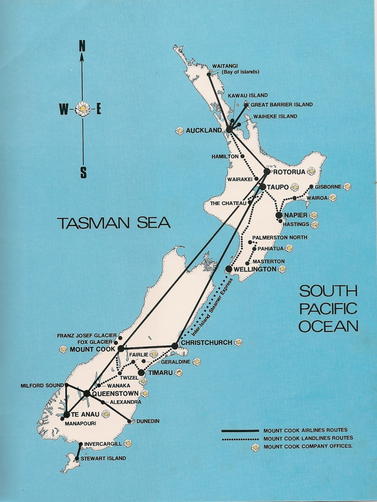 3rd Level New Zealand Mount Cook Airlines Part 2 The