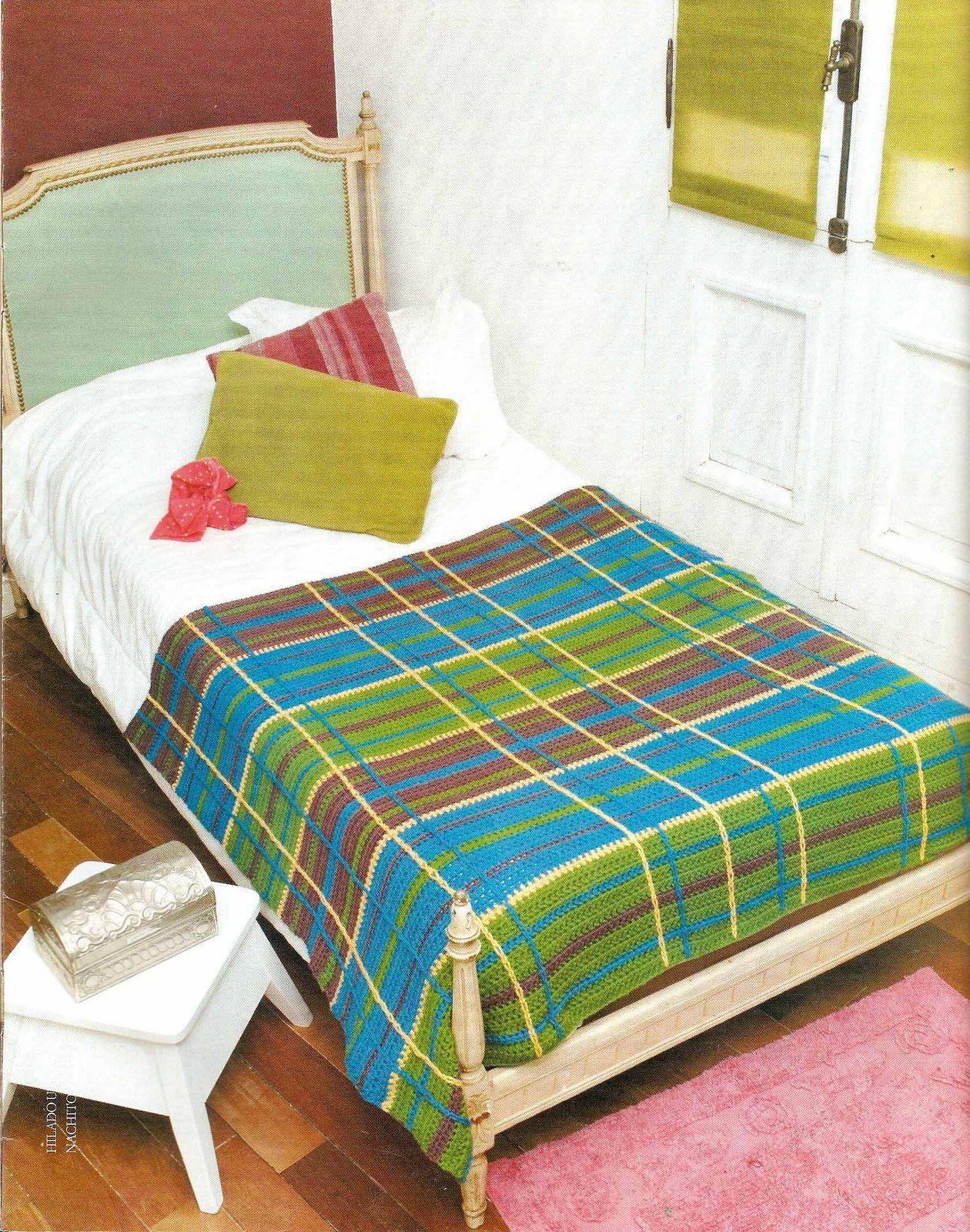 Ideas para el hogar tejidos para el hogar con patrones y for Cosas decorativas para el hogar