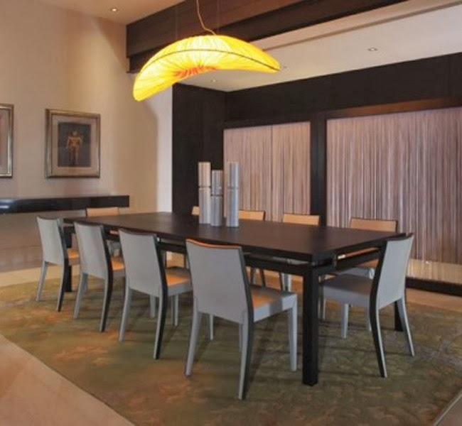Contemporary Light Fixtures Dining Room