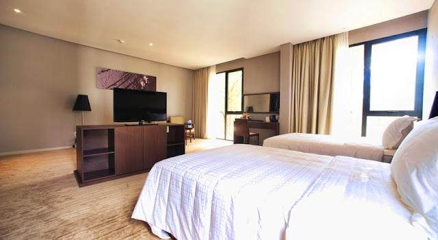 Phòng nghỉ - khu nghỉ dưỡng Terracotta Đà Lạt