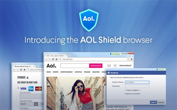 تحميل متصفح Download AOL Shield Browser