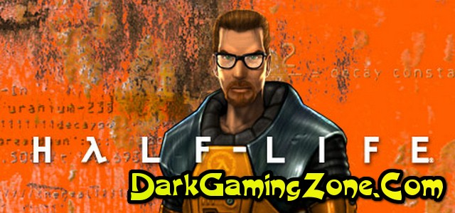 Half Life 1 Game - Free Download Full Version For PC