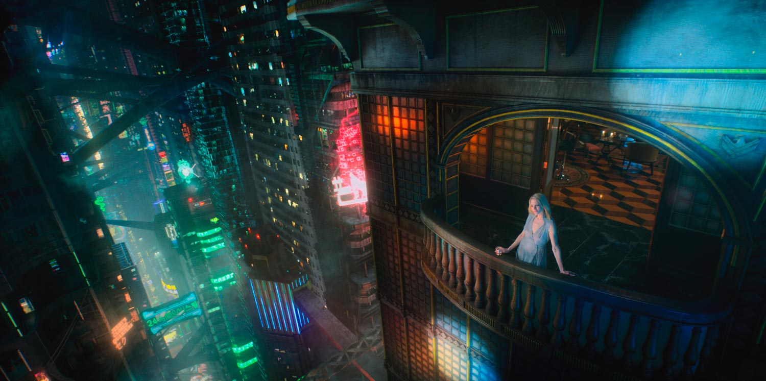 Altered Carbon - serie netflix - Kristin Lehman