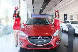 Mazda 2 2018 giá tăng nhiêu