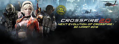 Cara Update dan Install CrossFire 2.0 Indonesia Lytogame